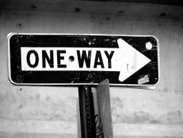 One Way by MargaritaMix