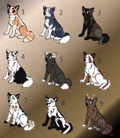 Point Adoptables 1 by Icy-Hurricane