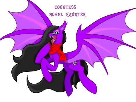 Countess Novel Haunter by Count-Author