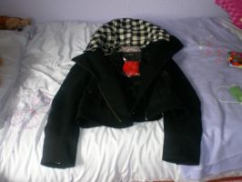 Topshop jacket and bootlace by FlyingTanuki