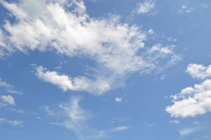 Clouds and Blue Sky by krissybdesignsstock