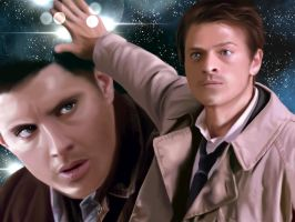 Are You There, God? It's Me, Dean Winchester by kruru8547