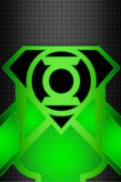 New 52 Superboy Green Lantern Costume by KalEl7