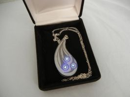 Rain Drop Pendant by Skaros444