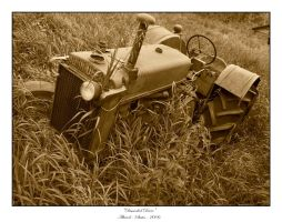 Discarded Deere by altered-states