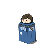 Doctor Who by M03PS