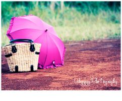 BAG WITH UMBRELLA by Uchyyy