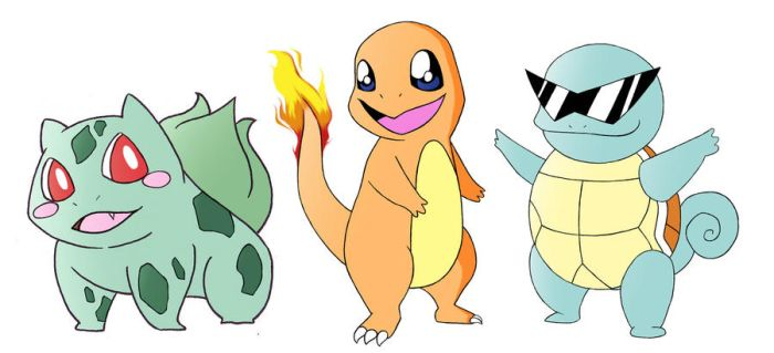 Original Starters by whit-whit