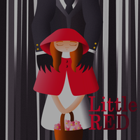 Little RED by Willemijn1991