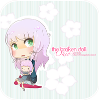 AT - The broken doll by K0ii