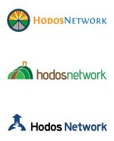 Hodos Network Logo Concepts by luke314pi