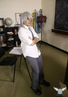 Kingdom Hearts - Riku (School - Not KH Version) by C-WorldProductions