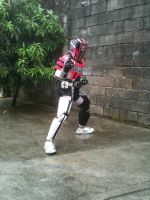 Kamen Rider Decade Complete Form Cosplay by ShininGSharivaN