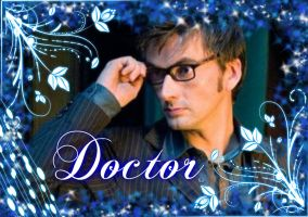10th Doctor Wallpaper by Chrisily