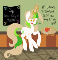 :Gift: Vanilla Latte by spottie-dots