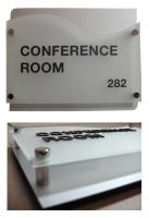 Conference Room Sign by dizzyflower28
