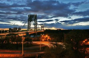 George Washington Bridge by Mynervah