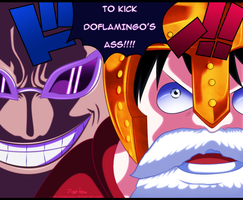 One Piece 730 by DarkMaza