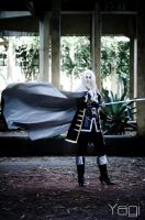 Alucard, son of Dracula by YagiPhotography