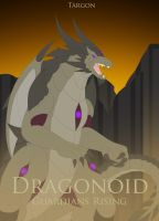Dragonoid Guardians Rising Targon Cover by Pyrus-Leonidas