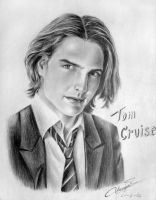 Pencil Portrait by crystalrain2702