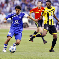 Yasser.al Qahtani by AlHilal-Club