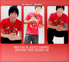 +Pack PNG de Austin Mahone by AtziryChIcK