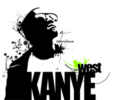 Kanye West by DesignYourOwn