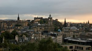 Calton Hill 2 by LunaFeles