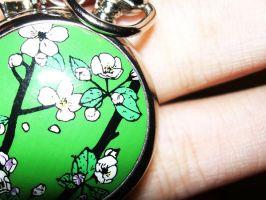 Watch of Flowers by Jayemlai