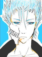 Grimmjow by Naimane