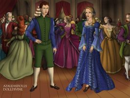 Romeo and Juliet by WhisperingWindxx