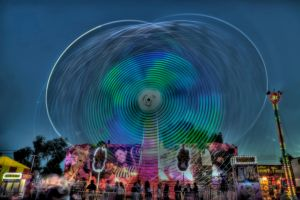 Melbourne Show Ride 3 by djzontheball