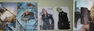 New FFVII Posters 2012 by Hafu-Inuyasha