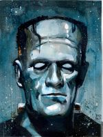 Frankenstein by RodReis