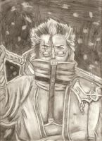 Final Fantasy X- Auron by miss-mustang