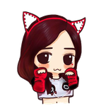 Girls'Generation Tiffany's I got a boy Chibi.ver by JooyoungArt