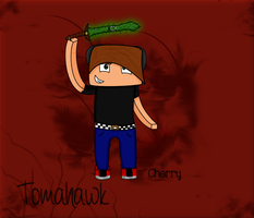 ThatOneTomahawk - Digital and Colored by Crystalstar1001