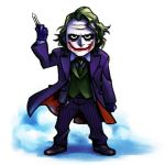 CHIBI JOKER by Sii-SEN