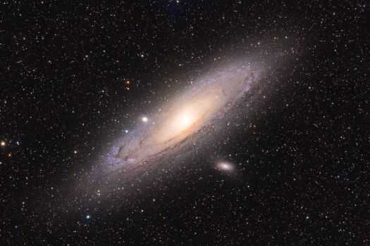 The Andromeda Galaxy - M31 by octane2