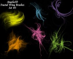 A3D Fractal Wings Set 5 PSP by angela3d