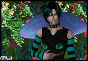 Cheshire Cat - Sims 2 by CSItaly