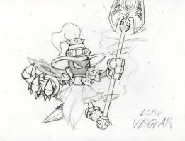 Lord Veigar Sketch by THEATOMBOMB035