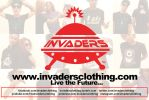 Invaders flyer 2013 back by cade11