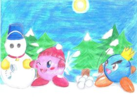 Season's Greetings from Dreamland by thecucuyo