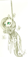 Poor flutters by Creeate97