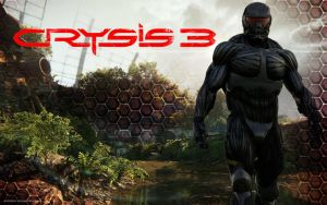 Crysis 3 Wallpaper by Hiddenus