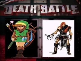 DEATH BATTLE Wishlist No.8 by IronBloodAika