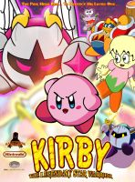 Kirby - The Legendary Star Warrior Poster by KingAsylus91