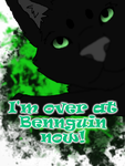 I'm over at Bennguin now by JustALittleCrayCray